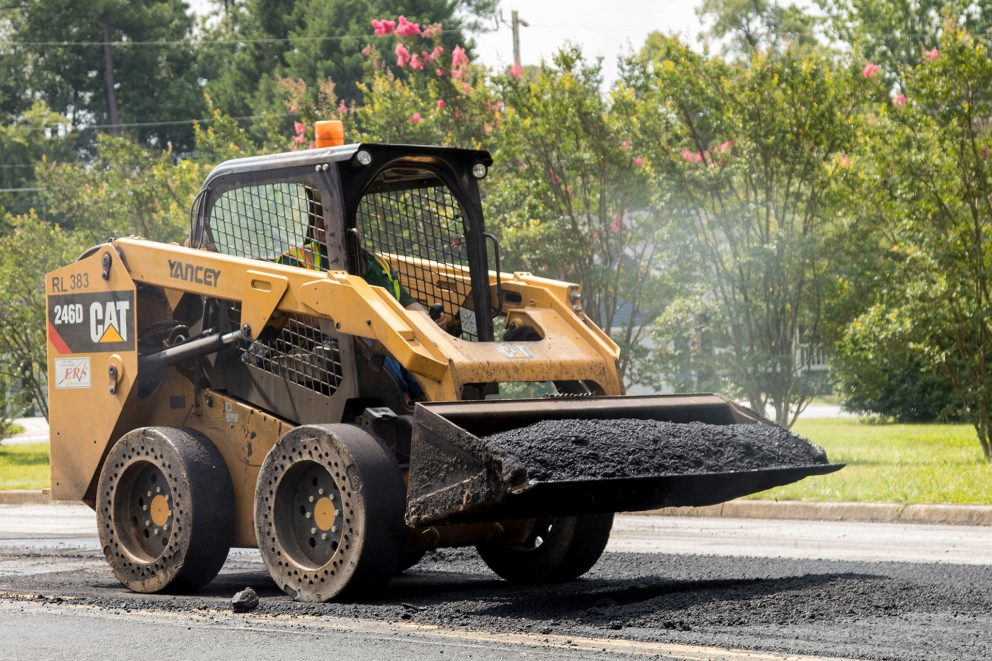 Durable Asphalt Paving